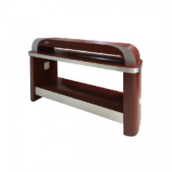 Nail Dryer Station UV 108 (Burgundy Aluminum)