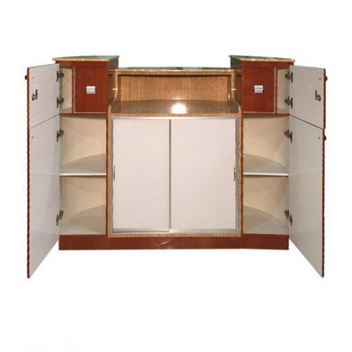 Reception Desk C 209 (Maple / Oak)