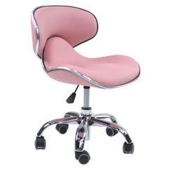Umi Pedicure Stool Pink Best Price