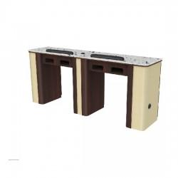 Verona double nail table
