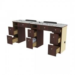 Verona double nail table1