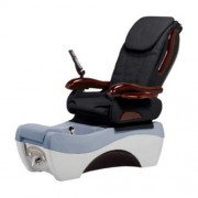 Chocolate Pedicure Spa Chair 444