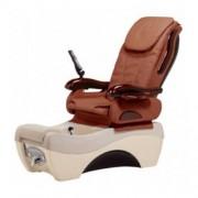 Chocolate Pedicure Spa Chair 555