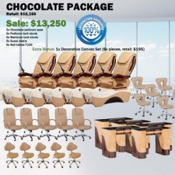 Chocolate Spa Salon Package