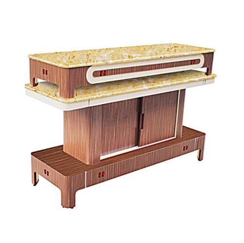 Verona II Nail Dryer Table