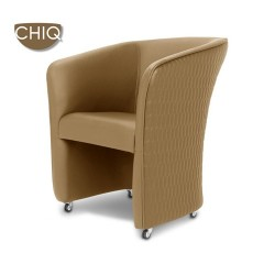 Gs9057 – Chiq Quilted Tube Chair - a1
