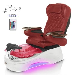 La Tulip 2 Spa Pedicure Chair - 3