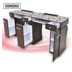 Sonoma Double Nail Table2aa