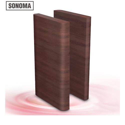 Sonoma End Nail Minibar – Pair