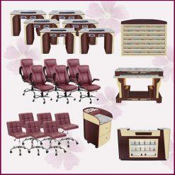 Verona Nail Salon Package