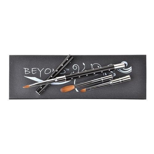 Beyond™ 3-in-1 Brush Set