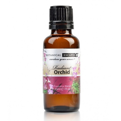 Botanical Escapes Herbal Spa Pedicure – Exotic Tropics – Orchid Fragrance Oil 1 oz