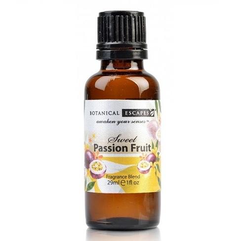 Botanical Escapes Herbal Spa Pedicure – Exotic Tropics – Passion Fruit Fragrance Oil 1 oz