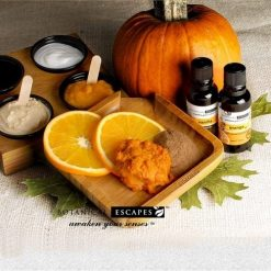 Botanical Escapes Herbal Spa Pedicure – Fall is in the Air Kit