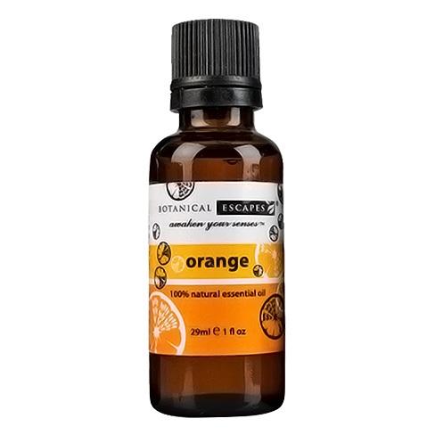 Botanical Escapes Herbal Spa Pedicure – Orange Essential Oil 1oz