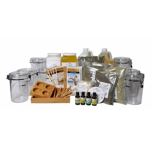 Botanical Escapes Herbal Spa Pedicure – Rejuvenate Festive Kit