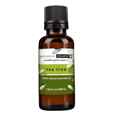 Botanical Escapes Herbal Spa Pedicure – Tea Tree Essential Oil 1oz