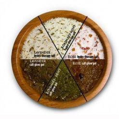 Botanical Escapes Lavender Hydro Therapy Pedicure Salt – 18oz