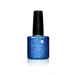 CND Shellac Power Polish – Starry Sapphire .25oz