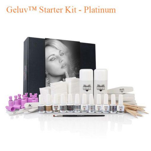Geluv™ Starter Kit – Platinum