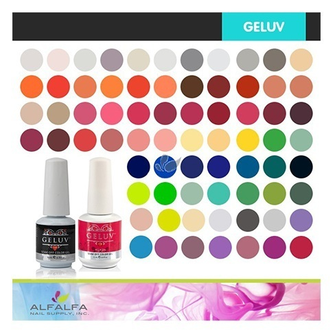Geluv 0.5oz – All color collections