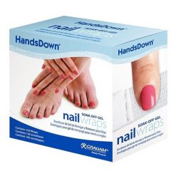 Graham HandsDown Nail Soak-off Gel Nail Wraps