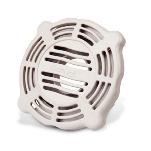 Spa Geni Jet Face Cap New (2 Plastic pins pointed sideway)