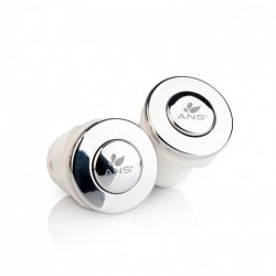 Spa Push Button with ANS logo