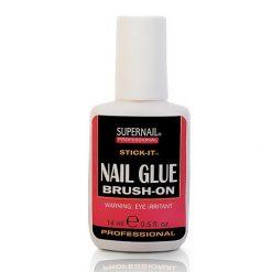 SuperNail Brush on Glue – 0.5 oz