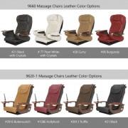 Camellia 1 Spa Pedicure Chair - 010