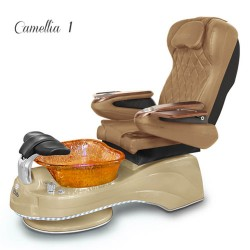 Camellia 1 Spa Pedicure Chair - 05