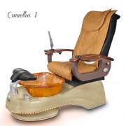 Camellia 1 Spa Pedicure Chair - 07