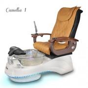 Camellia 1 Spa Pedicure Chair - 08