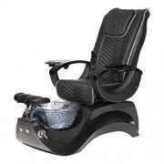 Alden Crystal Spa Pedicure Chair - 01