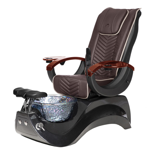 Alden Crystal Spa Pedicure Chair – PROMOTION