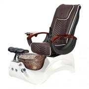 Alden Crystal Spa Pedicure Chair - 05