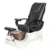 Alden Crystal Spa Pedicure Chair - 06