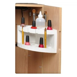 Bottle Organizer for Manicure Tables - 1