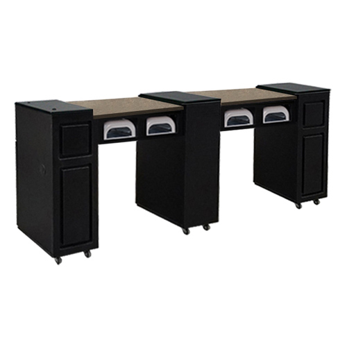 Canterbury Double Manicure Table
