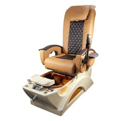 Fiori 2-Tone Lux Spa Pedicure Chair