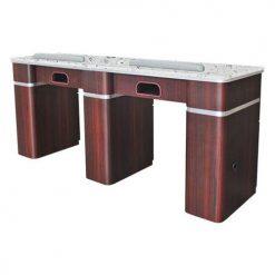 Hilton Double Nail Table