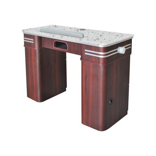 Hilton Nail Table With Pipe