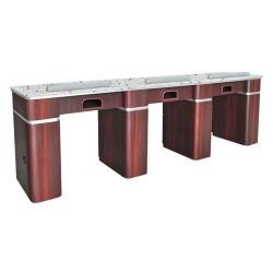 Hilton Triple Nail Table - 1