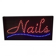 LED Nails Sign 11