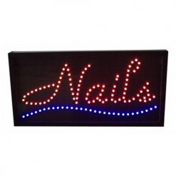 LED Nails Sign 11