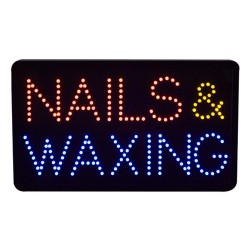 LED Nails & Waxing 10