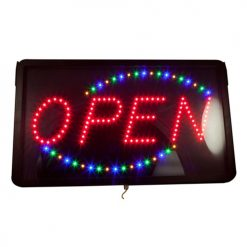 LED Open Sign 02