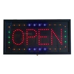 LED Open Sign 03