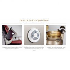 Lenox Lx Spa Pedicure Chair 4