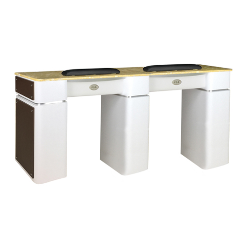 Lilly Double Nail Table